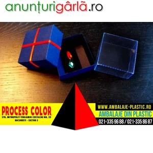 Imagine anunţ Cutiute pentru pandantive Process Color