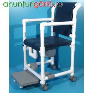 Imagine anunţ Scaun pentru WC handicap si baie second hand