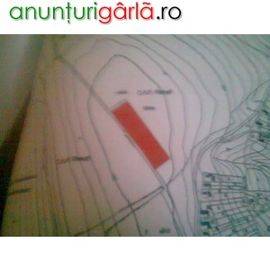 Imagine anunţ Vand teren in Ilisesti- Suceava