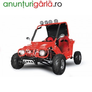 Imagine anunţ ATV BEMI Kinder Buggy 125cc 3+1 , Import Germania
