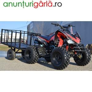 Imagine anunţ ATV FayrLinea MEGASpeedy 125cc Cadou Casca