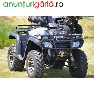Imagine anunţ ATV RoadLegal Hunter 550-SXL / 4X4 / WINCH / 4x suspensie