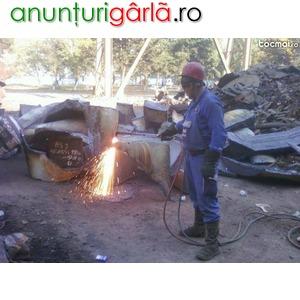 Imagine anunţ Cumparam fier vechi cupru aluminiu baterii hartie iasi 0755318887