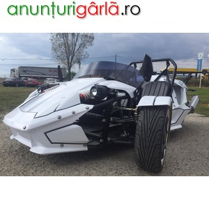 Imagine anunţ TRIKE ZTR 250cc RoadRegal, Import Germania