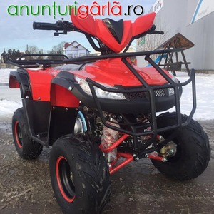 Imagine anunţ ATV DYABLO BMW125CC LIVRARE LA DOMICILIU