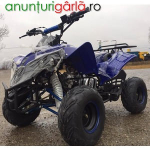 Imagine anunţ ATV FOREST ONE RENEGADE125CC GARANTIE&FACTURA