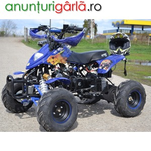 Imagine anunţ Atv125Cc Vectrix Leopard (Casca Bonus)