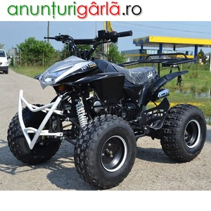 Imagine anunţ BULTACO ATV QUAD125CC CONSUM DE 1%