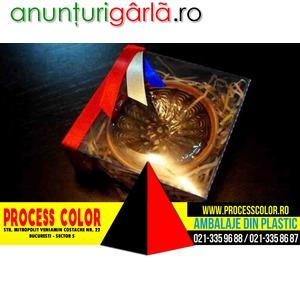 Imagine anunţ Cutiute pentru suveniruri Process Color