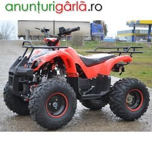 Imagine anunţ HOREXX ATV GRIZZLY125CC LIVRARE 24/48H