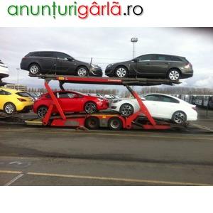 Imagine anunţ Transport auto Anglia-Romania