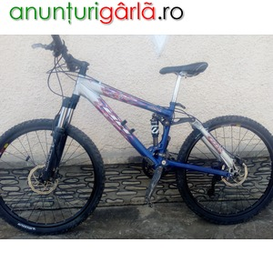 Imagine anunţ Vand bicicleta Tip:Mountain bike