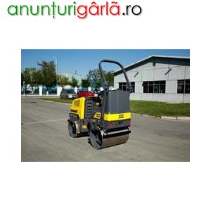 Imagine anunţ We buy second hand compaction rollers Bomag, Hamm and Dynapac
