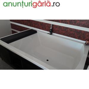 Imagine anunţ cada baie dubla model nou