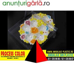 Imagine anunţ Cutii pentru floare decorativa Process Color