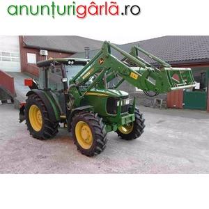 Imagine anunţ Tractoare agricole John Deere