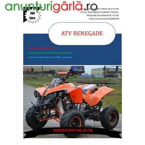 Imagine anunţ ATV KXD Warrior 125cc , Livrare rapida
