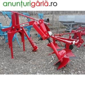 Imagine anunţ Burghiu pentru sapat gropi pentru tractor