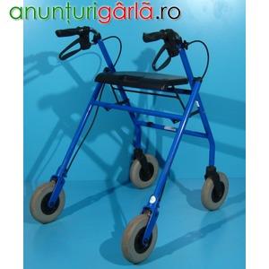 Imagine anunţ Cadru de mers cu roti handicap second hand Dolomite-115lei