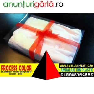 Imagine anunţ Cutii pentru paturica Process Color
