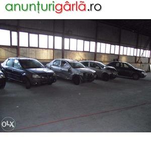 Imagine anunţ Dezmembrari Dacia Logan, Duster, Lodgy Buftea Crevedia ORICE PIESA