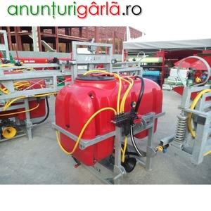 Imagine anunţ Erbicidatoare 200-1000 litri