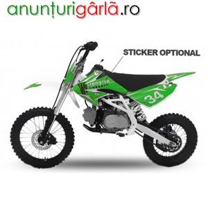 Imagine anunţ Motocicleta Nitro 125cc Thunder Dirtbike