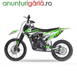 Imagine anunţ Motocicleta Nitro 250cc Dirtbike Hurricane V2 19/16