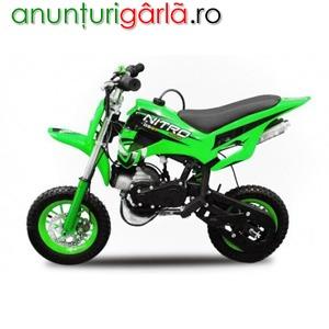 Imagine anunţ Motocicleta Nitro Dirtbike DS67