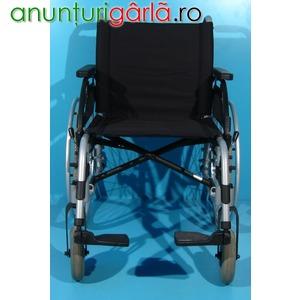 Imagine anunţ Scaun handicap cu sezut de 50cm second hand Breezy-460lei