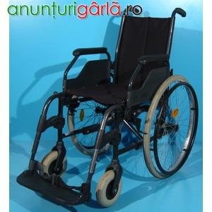 Imagine anunţ Scaun handicap din otel Breezy / latime sezut 39 cm-440lei