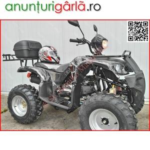 Imagine anunţ ATV BEMI Grizzly HUMMER 200CVT Full Automatic R10 PRO+