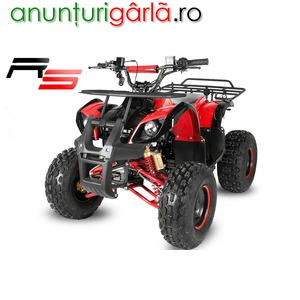 Imagine anunţ ATV COMANCHE HUMMER>125CMC/R8