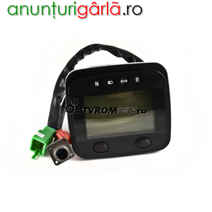 Imagine anunţ Bord Digital ATV Linhai (DISCOUNT 5%.) din pretul afisat