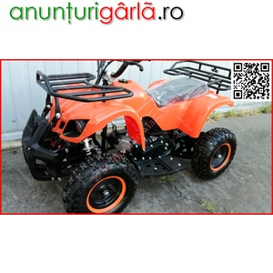 Imagine anunţ MINI ATV BEMI 50H6 OFERTA livrare GRATIS