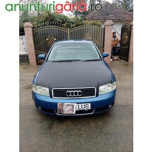 Imagine anunţ Vand Audi A4 2.0 benzina, 128 cai, 2001