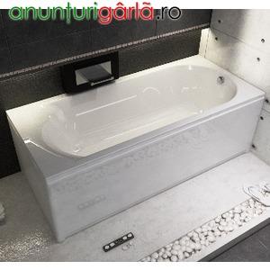 Imagine anunţ cada baie dreptunghiulara 170x70 cm