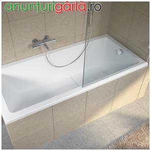 Imagine anunţ cada baie dreptunghiulara