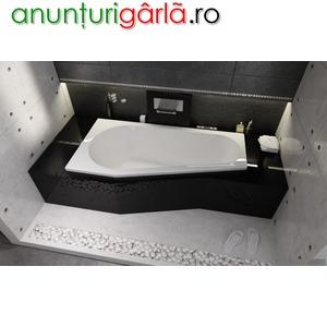 Imagine anunţ cazi de baie colt Arad