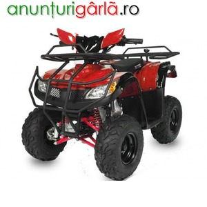 Imagine anunţ ATV 125cc BMV Utility KXD-007 Import Gemania