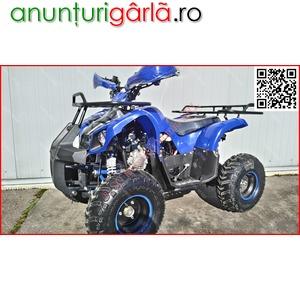 Imagine anunţ ATV BEMI 125cc 2WD Torino M7'' automatic cu revers D-N-R