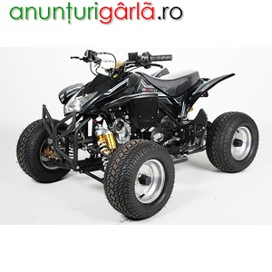 Imagine anunţ ATV BEMI Nitro 125cc SPEED 8'' automatic cu revers
