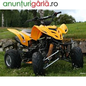 "Imagine anunţ ATV BEMI Scrambler 200CVT Full Automatic R8"" Super Sport"