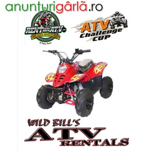 Imagine anunţ ATV MINI BIGFOOT>125 CMC RG6/R7