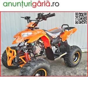 Imagine anunţ BEMI BIGFOOT 110/125cc Mad Max automatic