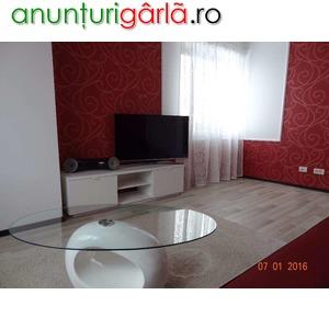 Imagine anunţ Floreasca, bloc 2016 de inchiriat apartament 2 camere mobilat lux