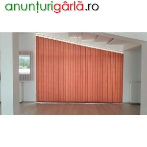 Imagine anunţ Jaluzele verticale. Rolete interioare si Rulouri exterioare