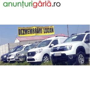 Imagine anunţ Piese din dezmembrari Dacia Logan 2004 2016 orice piesa 0763619001 DEZMEMBRARI DACIA LOGAN PIESE ACCESORII MOTOARE CUTII VITEZE 2004 2016 ORICE PIESA 0763619001