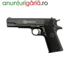 Imagine anunţ Replica Colt 1911 HPA slide metal - CyberGun