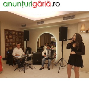 Imagine anunţ Sonorizare evenimente private, muzica live